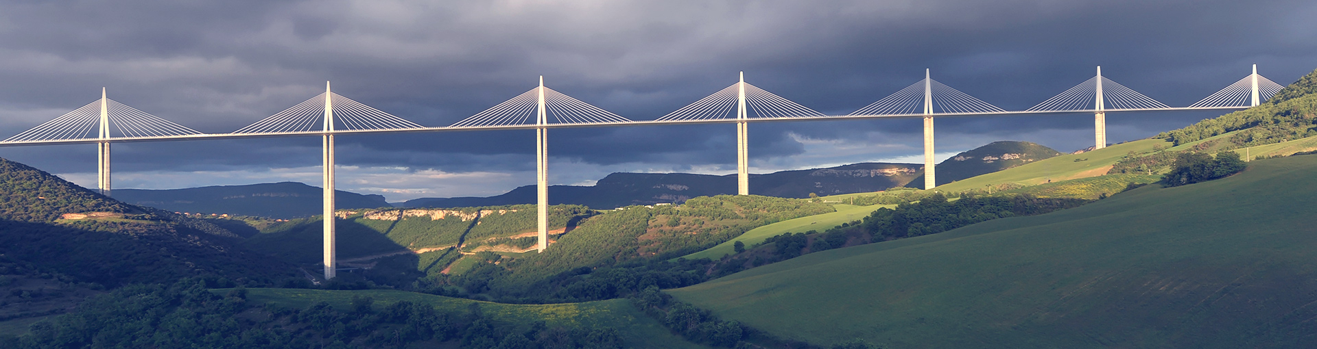 viaduc de millau - Photo