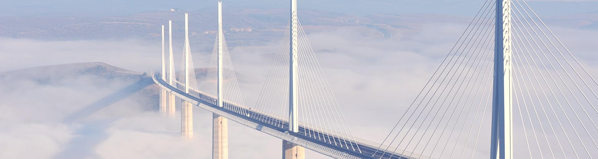 The Millau Viaduct unique heritage